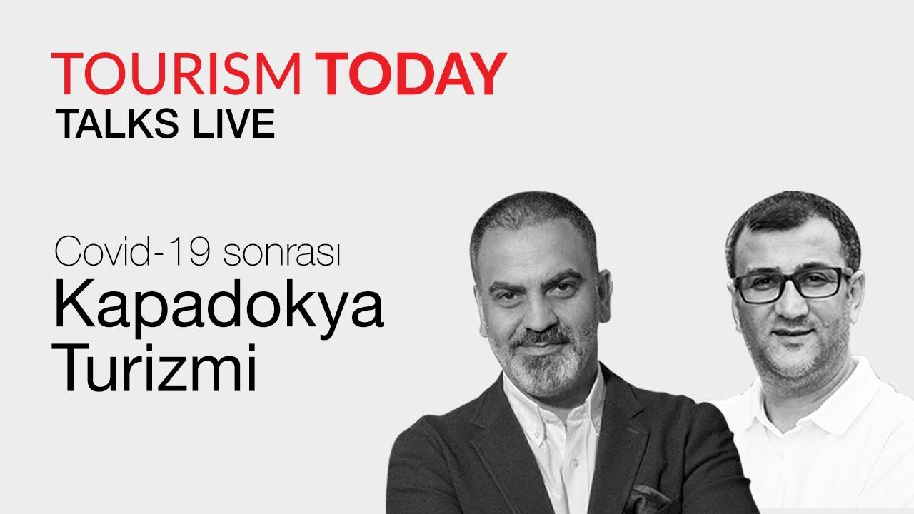 TourismToday Talks Live - Yakup Dinler - 07.04.2020