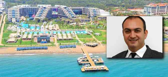 ŞAHİN SENAİ, SUSESİ LUXURY RESORT'TEN AYRILDI