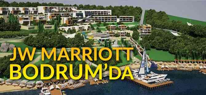 JW Marriott, Bodrum'da