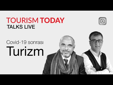 TourismToday Talks Live - ANEX Tour - Neşet KOÇKAR - 12.05.2020