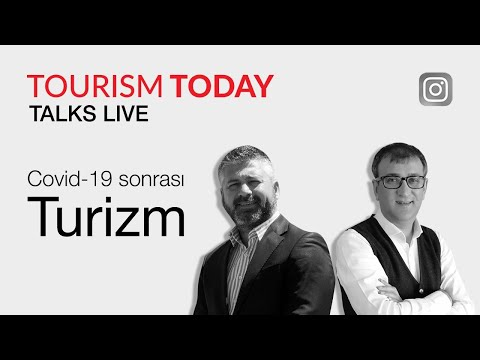 TourismToday Talk Live - İsfanbul - Tankut Tonger - 07052020