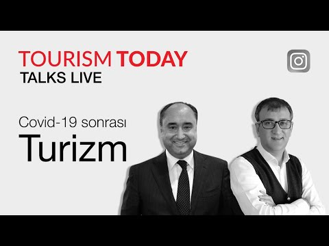 TourismToday Talks Live - Diana Travel - Touristica - Burak Tonbul - 06052020